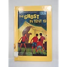 GHOST IN TENT 19 (Stepping Stone Book) by Jim O'Connor (1988-06-12)