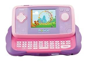 Vtech MobiGo Touch Learning System Rose [Import UK]