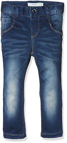 NAME IT Baby-Jungen Jeans Nmmsofus Dnmclas 2005 Pant Noos, Blau (Medium Blue Denim), 80