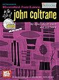 Corey Christiansen and Kim Bock: Essential Jazz Lines in the Style of John Coltrane, E Flat Instruments Edition -Book/CD Set - Beginning-Intermediate (Noten/Sheetmusic)