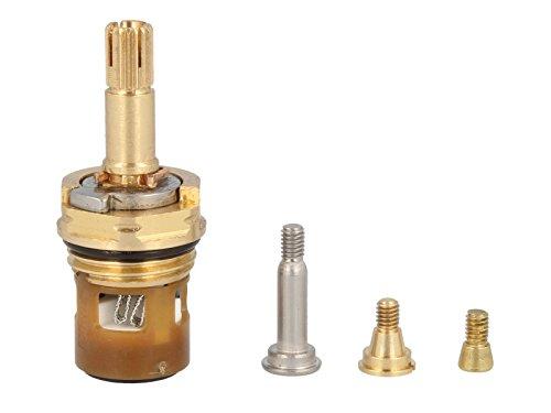 """Ideal Standard A963033NU Kartusche Oberteil G1/2"""" - 90° für Zweigriffarmaturen und Wannenrandarmaturen"""