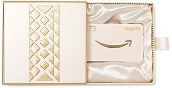 Buono Regalo Amazon.it - € 75 (Cofanetto dorato)