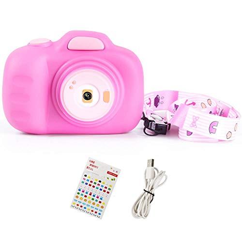 kamera Spielzeug Cartoon Mini DSLR HD Shooting Kamera 12 Millionen Pixel 2,3 Zoll Display für Jungen Mädchen ()