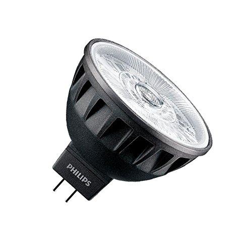 Lámpara LED GU5.3 MR16 12V CRI 92 ExpertColor 7.5W 36º Blanco Neutro 4000K efectoLED