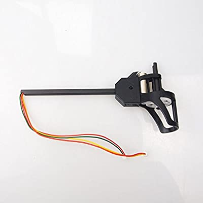 Wwman Counterclockwise black white wire motor for Udi U818A WiFi FPV Rc Quadcopter Drone Spare Parts