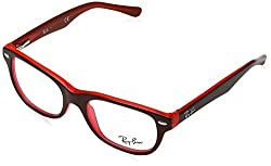 Ray-Ban Full Rim Square Unisex Spectacle Frame - (0RY1555366446|46)