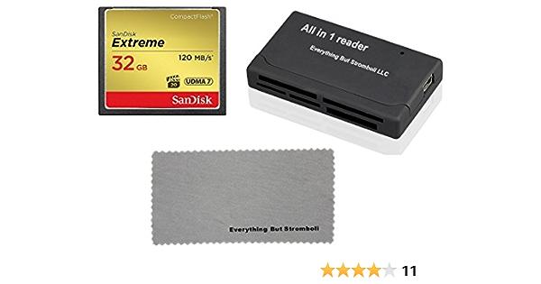 Sandisk Extreme Compactflash Cf Speicherkarte Für Nikon Computer Zubehör