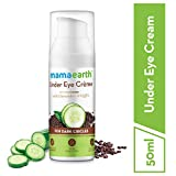 Mamaearth Natural Under Eye Cream for Dark Circles & Wrinkles with Coffee