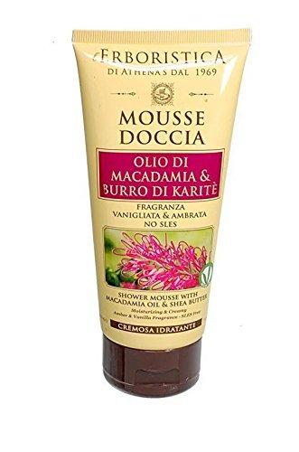 Athena's Duschgel 'Macadamiaöl & Sheabutter' 200ml