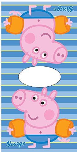 Preisvergleich Produktbild PEPPA PIG Poncho Kinder