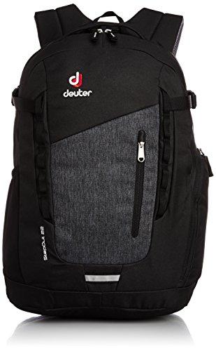 Deuter Rucksack StepOut Daypack, Dresscode-Black, 46 x 30 x 19 cm, 22 L