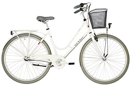 Ortler Fjaeril white glossy Rahmengröße 50 cm 2017 Cityrad