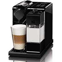 Delonghi EN550.B Nespresso Lattissma Automatic Coffee Machine (Black)