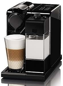 Nespresso Lattissima Touch Macchina per Caffè Espresso, Colore Glam Black