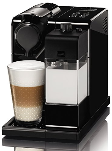 De'Longhi Lattissima Pro, Single Serve Capsule Coffee Machine, Automatic frothed milk, Cappuccino and Latte, EN750.MB…