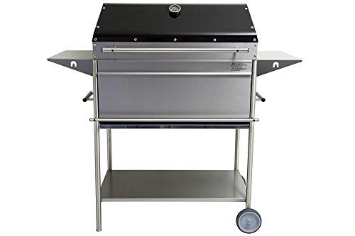 Tepro Holzkohlegrill Toronto Xxl Test : Barbecue smoker grill test testsieger preisvergleich