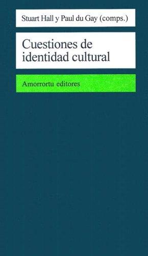 Cuestiones de identidad cultural (Comunicación, cultura y medios)