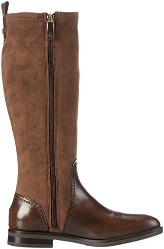 Tommy Hilfiger FW56821462 - Stivali alti con imbottitura leggera Donna Marrone (coffee 211)