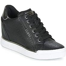 sneakers zeppa converse nere