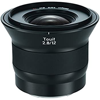 Carl Zeiss 12 mm/F 2,8 TOUIT-12 mm Objektiv (Sony E-Mount-Anschluss,true)