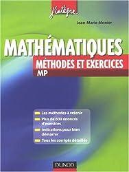 Mathématiques : Méthodes et exercices MP