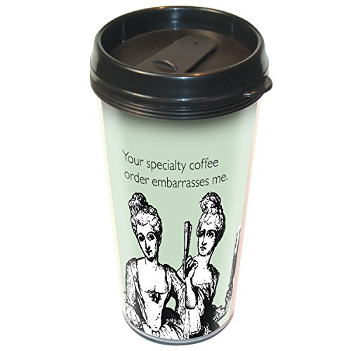 icup someecards votre boisson café Ridicule Commande en plastique tasse de voyage
