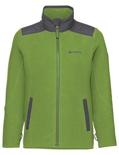 Vaude Jungen Racoon Fleece Jacket Jacke, Green Pepper, 122/128