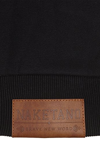 Naketano Family Biz W sweat zippé à capuche Black