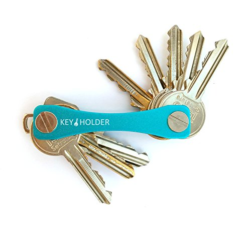 Key Holder llavero compacta bolsillo resistente llavero