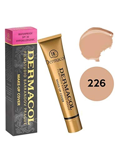 Dermacol Makeup Cover Total - Maquillaje Corrector