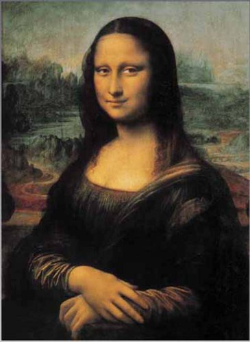 International Publishing 0801N09649b-La Gioconda-Mona Lisa, clásica Puzzle