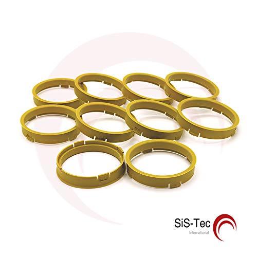 litmega 4 bagues de centrage 71,6 mm 56,0 mm 4X Zentrierringe