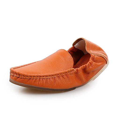 Meijili - Sandali uomo Orange