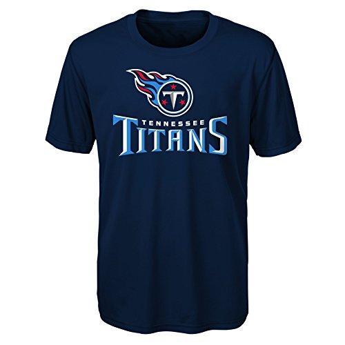 Outerstuff NFL Tennessee Titans Jugend, Jungen, 9K1B7FA5JF02 TTN B41-BXL20, Navy, XL