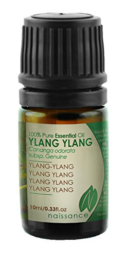 Olio di Ylang Ylang - Olio Essenziale Puro al 100% - 10ml