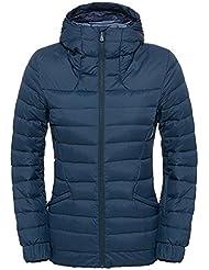 North Face W MOONLIGHT JACKET - Chaqueta, color azul, talla M