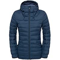 North Face W Moonlight Giacca, Blu/Urban Navy, M