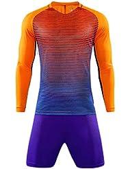 f561bce6b4f0e Amazon.es  Uniforme Deportivo De Futbol - Hombre   Ropa  Deportes y ...