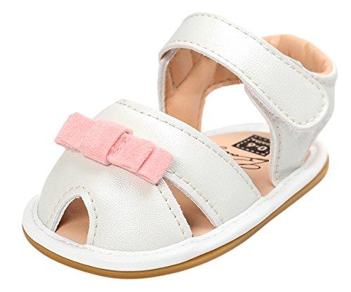 EOZY Shoes Première Pas Sandales Casual Bas Marche Bébé Fille Chaussures Princesse Été