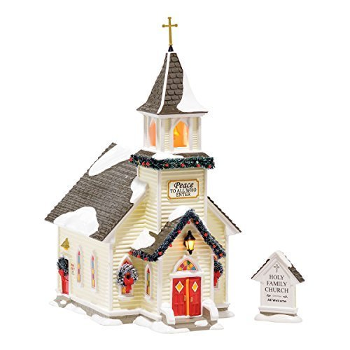 department-56-original-snow-village-holy-family-church-light-house-set-of-2-1063-by-department-56