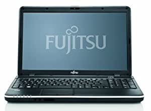 "Fujitsu A512 Ordinateur Portable 15.6 "" 320 Go Windows 7 Professional Noir"