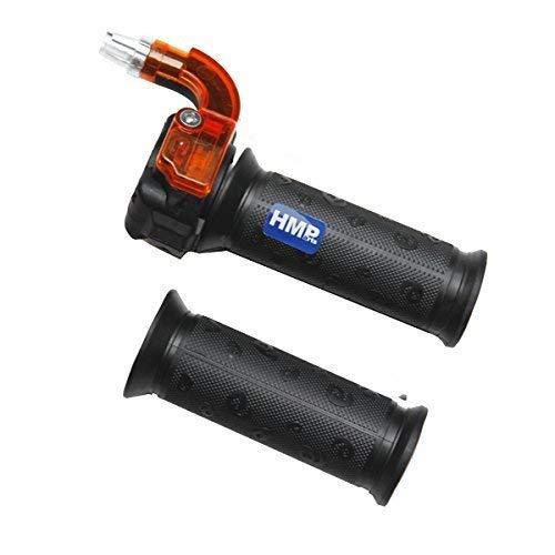 HMParts - Dreh Gas Griff Set Typ4 - Dirt Bike / ATV / Pocket Bike / Monkey