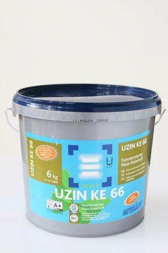 Uzin KE 66 Faserarmierter Nassklebstoff 6kg