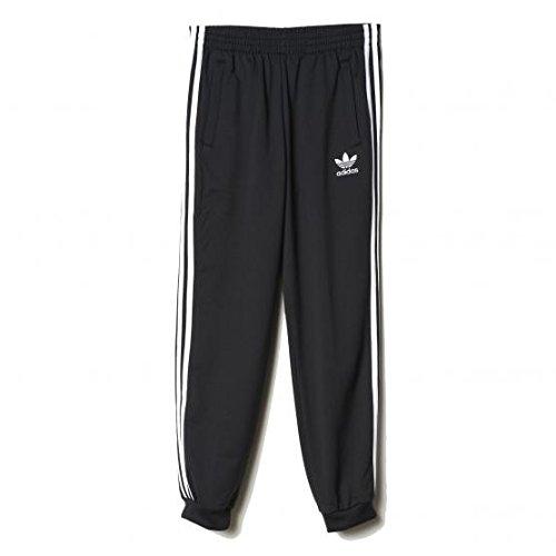 adidas -  Pantaloni  - Uomo nero 14 anni