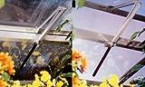 Vitavia automatischer Dachlüfter Thermovent alu blank