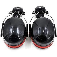 Moliies Protector de oído 1 par de Protectores auditivos Protección auditiva antirruido Uso Exclusivo en Casco