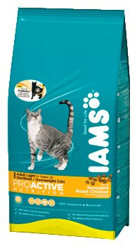 Iams Cat Weight Control With Chicken