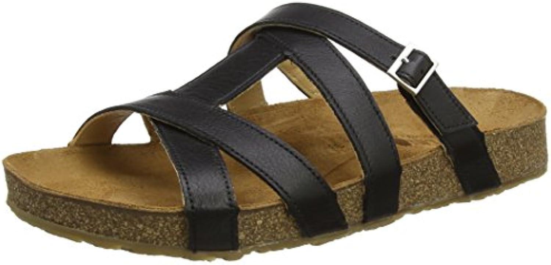 Haflinger Damen Sarah Zehentrenner 2018 Letztes Modell  Mode Schuhe Billig Online-Verkauf