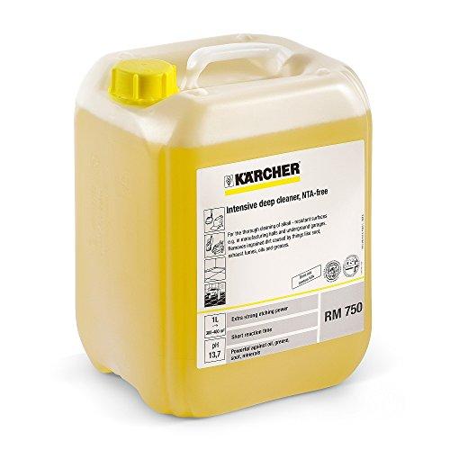 Kärcher 6.295-539.0 Intensivgrundreiniger RM 750 ASF, frei von Nitrilotriacetat 10 Liter