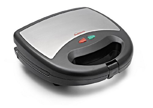 Sunflame SF-111 750-Watt Multi Grill Sandwich Maker (Black)